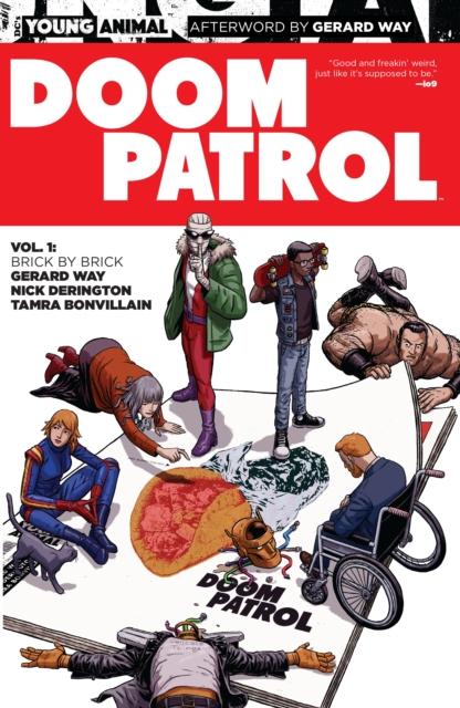 Cover for: Doom Patrol Vol. 1 Brick By Brick