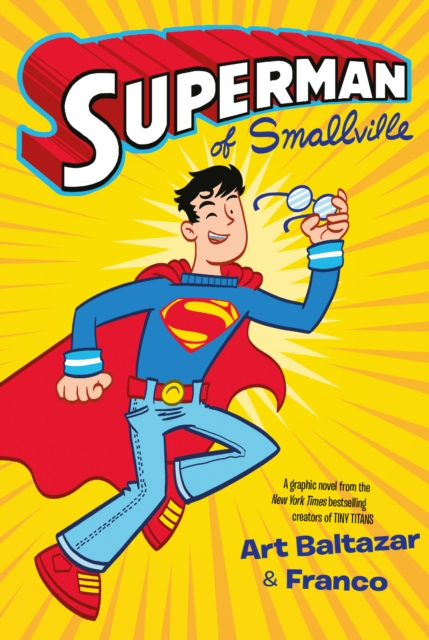 Cover for: Superman of Smallville