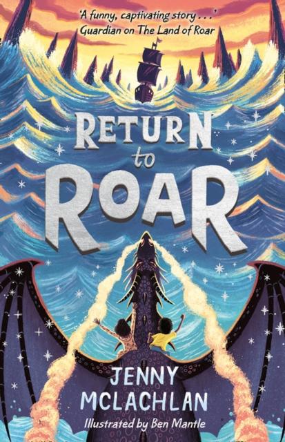 Cover for: Return to Roar