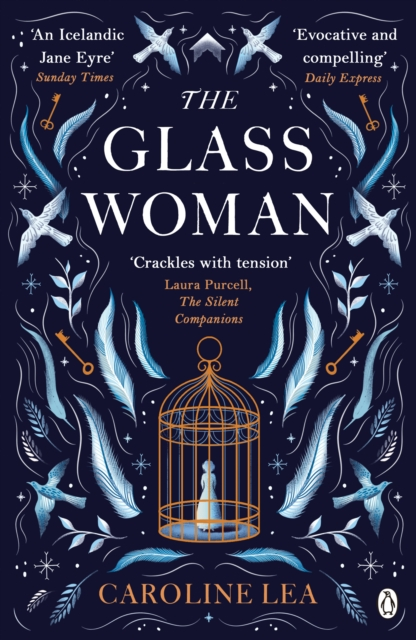 Cover for: The Glass Woman