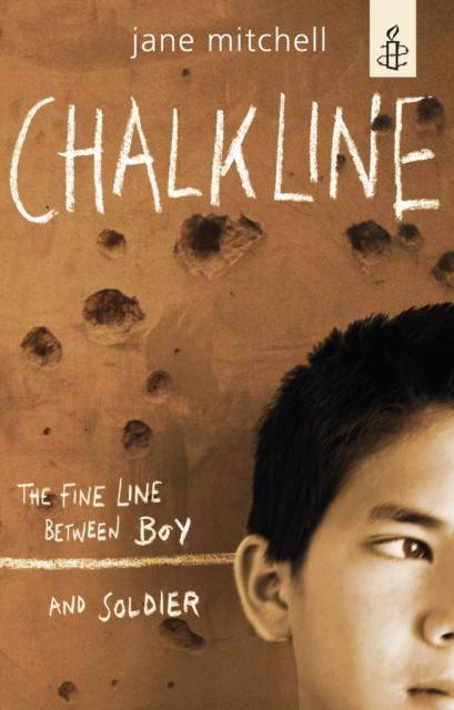 Cover for: Chalkline