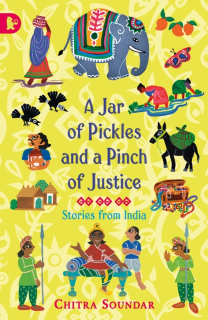 Cover for: A Jar of Pickles and a Pinch of Justice