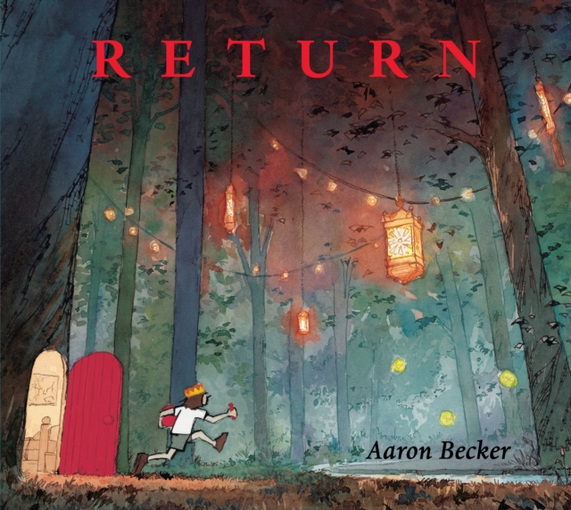 Cover for: Return