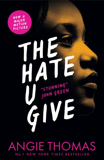 Cover for: The Hate U Give