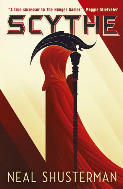 Cover for: Scythe