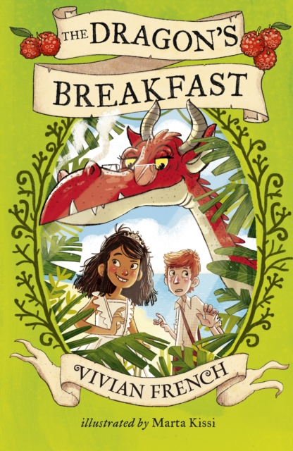 Cover for: The Dragon's Breakfast