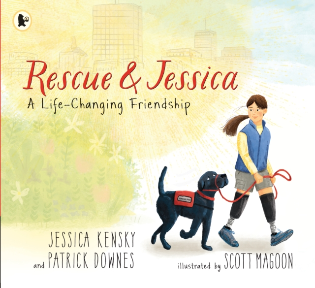 Cover for: Rescue and Jessica: A Life-Changing Friendship