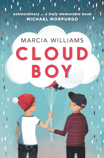 Cover for: Cloud Boy