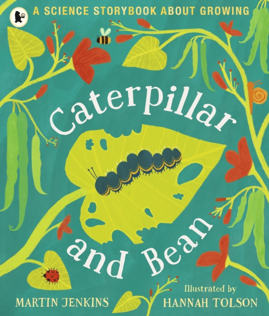 Cover for: Caterpillar and Bean : A Science Storybook about Growing