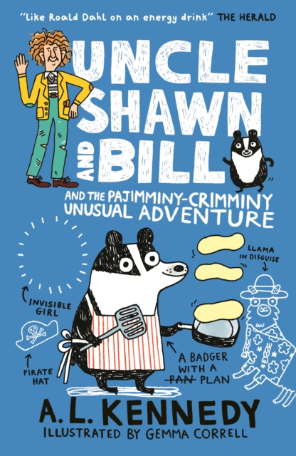 Image for Uncle Shawn and Bill and the Pajimminy-Crimminy Unusual Adventure