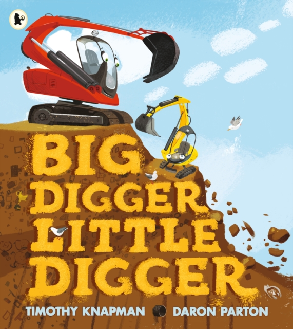 Cover for: Big Digger Little Digger