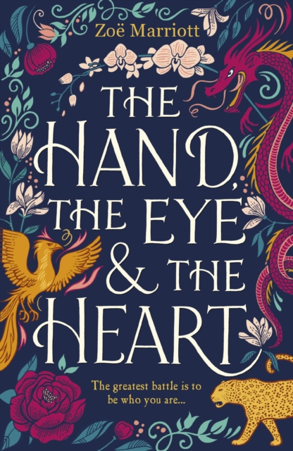 Cover for: The Hand, the Eye and the Heart