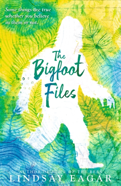 Cover for: The Bigfoot Files