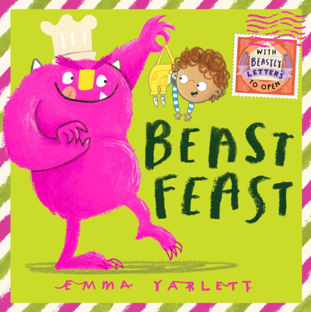 Cover for: Beast Feast
