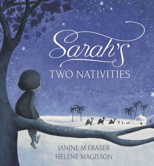 Cover for: Sarah's Two Nativities