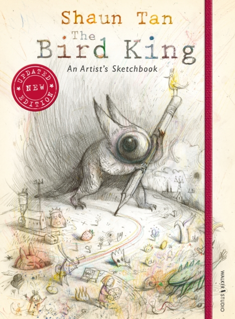 Cover for: The Bird King: An Artist's Sketchbook