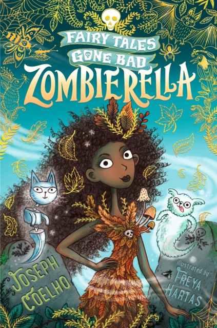 Image for Zombierella: Fairy Tales Gone Bad