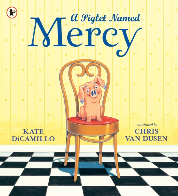Cover for: A Piglet Named Mercy