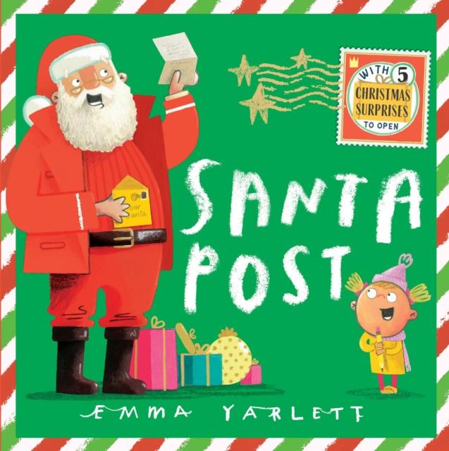 Cover for: Santa Post
