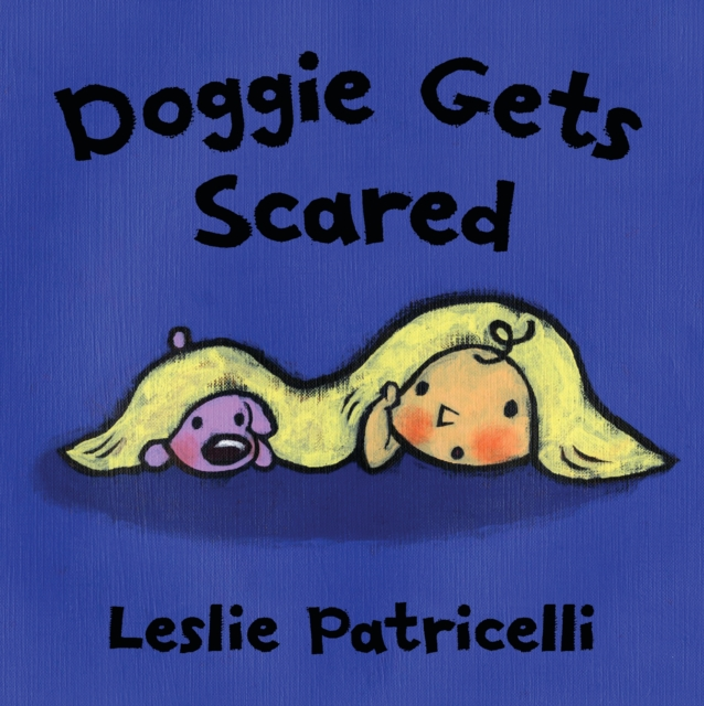 Cover for: Doggie Gets Scared