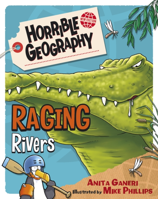 Cover for: Raging Rivers