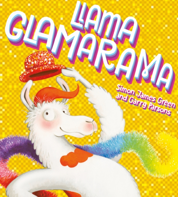 Cover for: Llama Glamarama