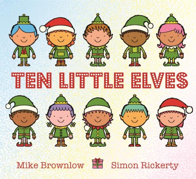 Cover for: Ten Little Elves
