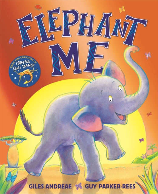 Cover for: Elephant Me