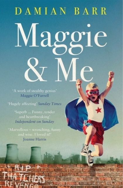Cover for: Maggie & Me