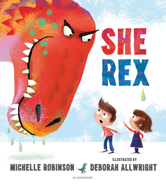 Cover for: She Rex