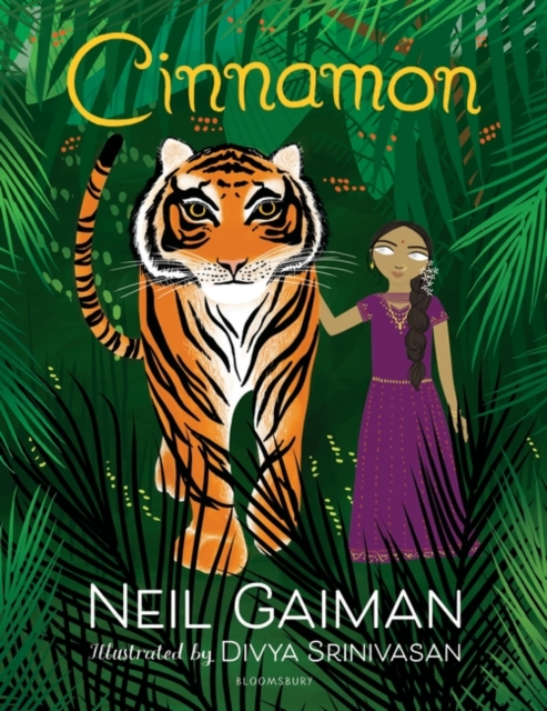 Cover for: Cinnamon