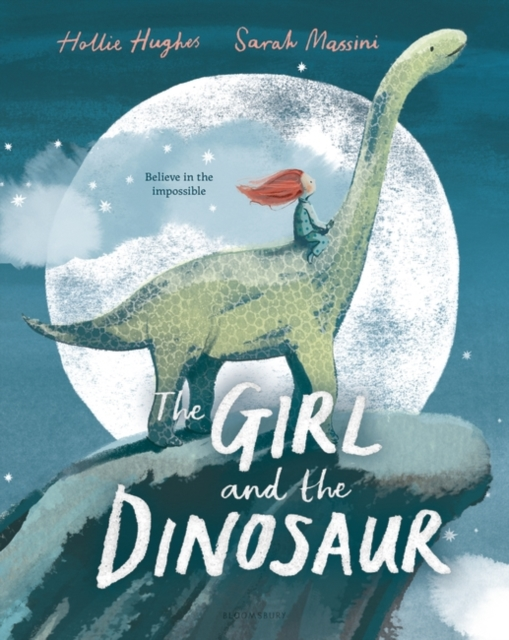 Cover for: The Girl and the Dinosaur