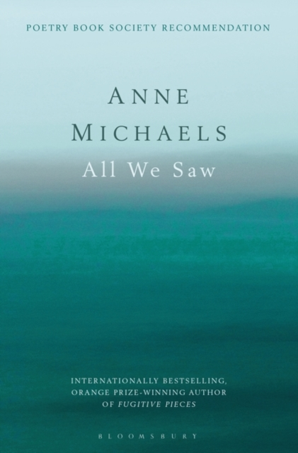 Cover for: All We Saw