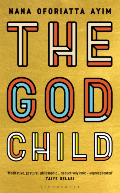 Cover for: The God Child