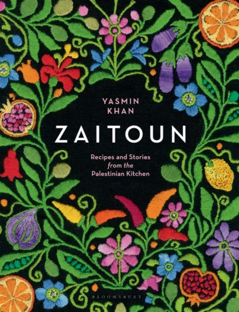 Image for Zaitoun : Recipes and Stories from the Palestinian Kitchen