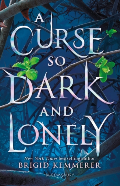 Cover for: A Curse So Dark and Lonely
