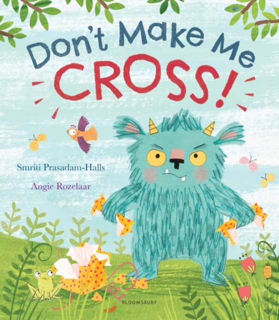 Cover for: Don't Make Me Cross!