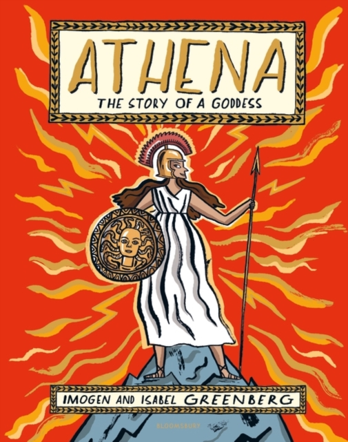 Cover for: Athena: The Story of a Goddess
