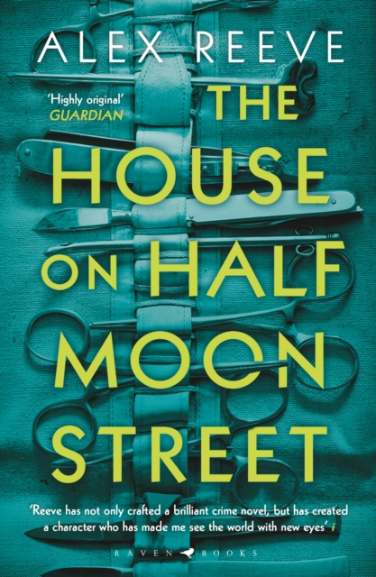 Cover for: The House on Half Moon Street