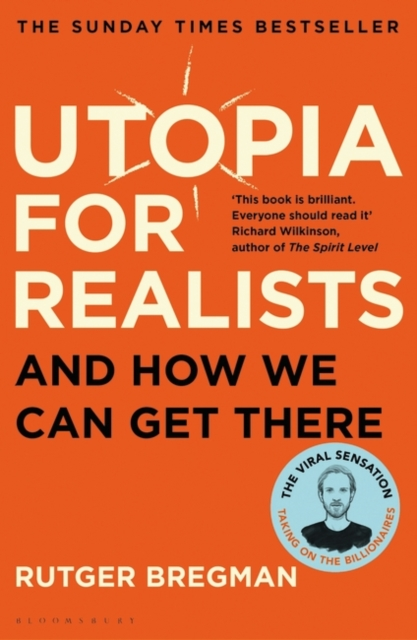 Image for Utopia for Realists : And How We Can Get There