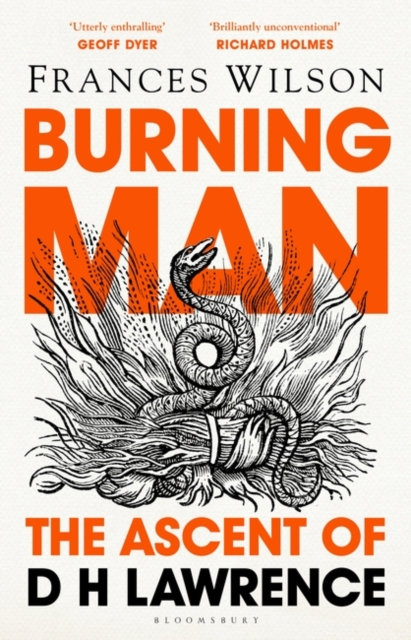 Image for Burning Man : The Ascent of DH Lawrence