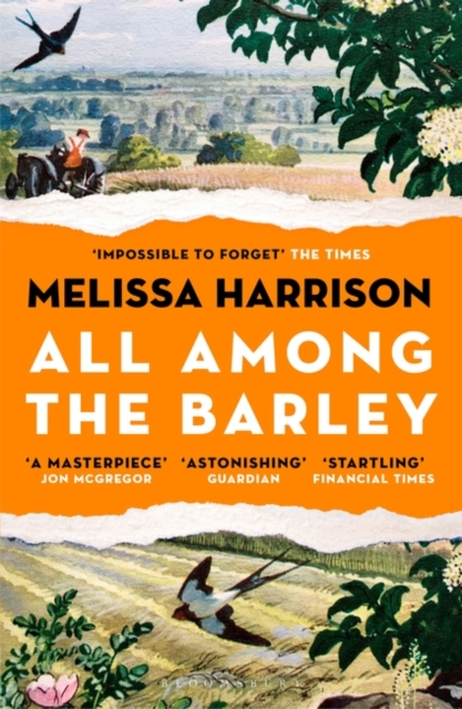 Cover for: All Among the Barley