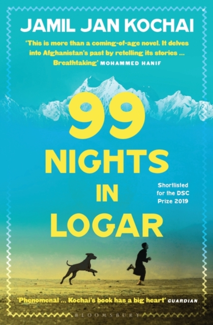 Cover for: 99 Nights in Logar
