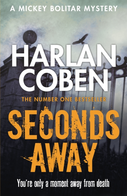 Cover for: Seconds Away