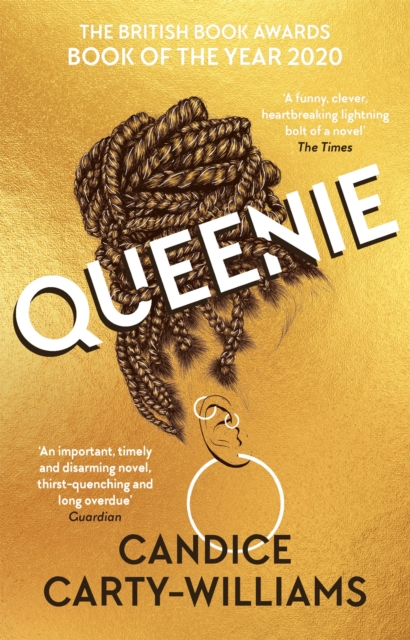 Cover for: Queenie : British Book Awards Book of the Year