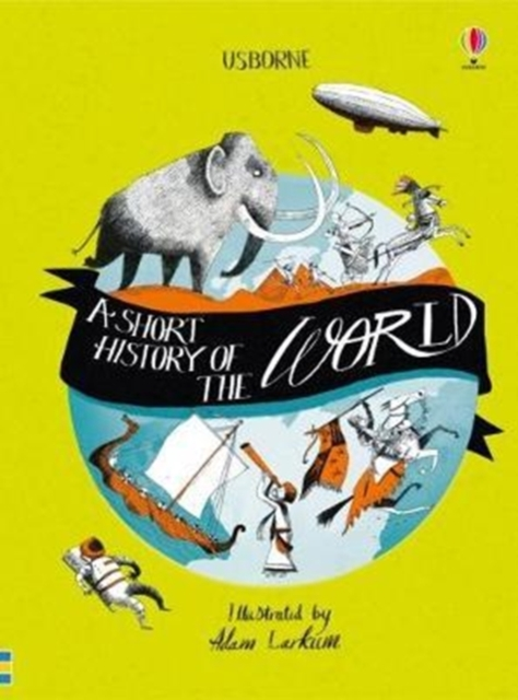 Cover for: A Short History of the World