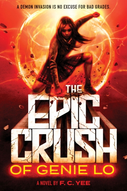 Cover for: Epic Crush of Genie Lo