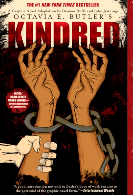 Cover for: Kindred: A Graphic Novel Adaptation