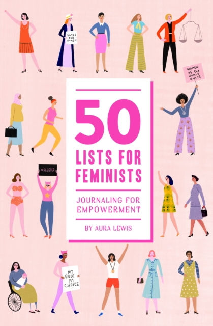 Image for 50 Lists for Feminists (Guided Journal) : Journaling for Empowerment