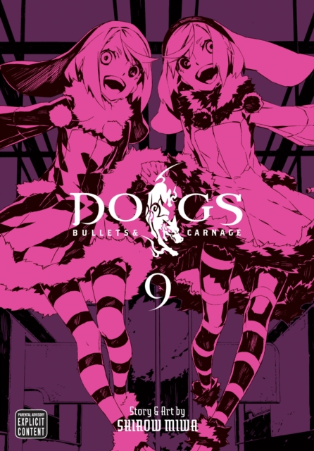 DOGS GN VOL 09 (Paperback), Miwa, Shirow, 9781421576756